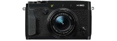 デジタルカメラ「FUJIFILM X30」