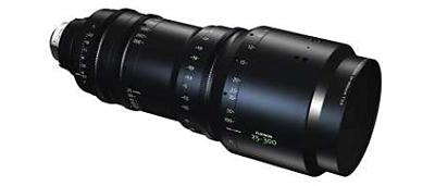 シネマカメラ用レンズ「ZK12×25」
