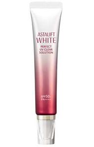 多機能UVクリア美容液「アスタリフト ホワイト パーフェクトUV クリアソリューション」