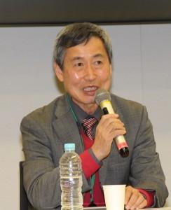 山本朋史氏