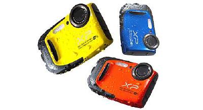 デジタルカメラ「FinePix XP70」
