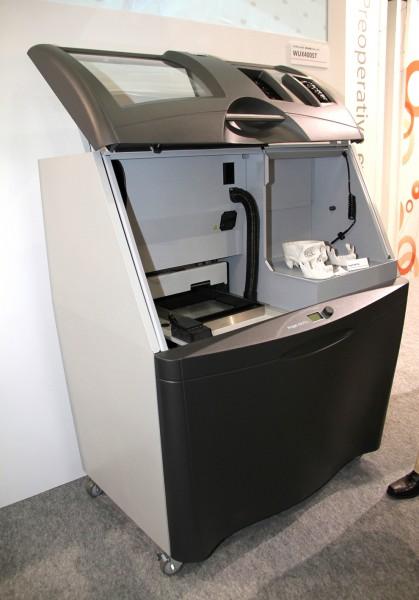 石膏用3Dプリンター