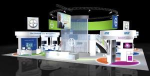 Bayer Booth RSNA2016