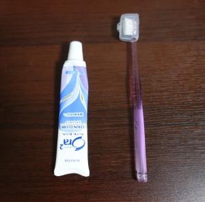 歯ブラシetc