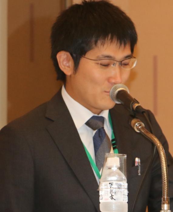 木島茂喜氏 自治医科大学附属病院